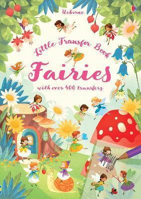 Fairies Transfer Activity Book book
