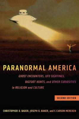 Paranormal America (second edition) by Christopher D. Bader