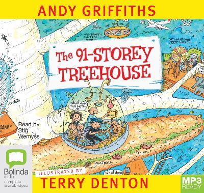 The 91-Storey Treehouse by Stig Wemyss