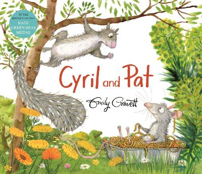 Cyril and Pat by Emily Gravett
