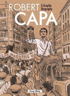 Robert Capa by Florent Silloray