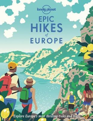 Epic Hikes of Europe book