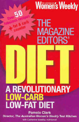 The Magazine Editor's Diet Book by Pamela Clark