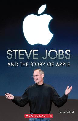 Steve Jobs Book Only by Fiona Beddall
