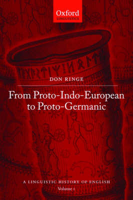 From Proto-Indo-European to Proto-Germanic book