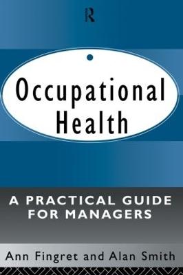 Occupational Health book