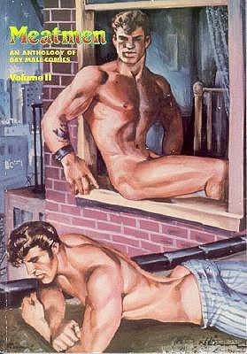 Meatmen No 12 book