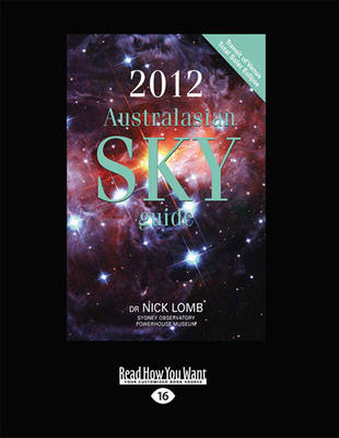 2012 Australasian Sky Guide by Nick Lomb