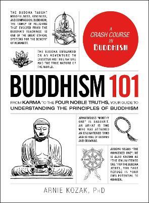 Buddhism 101 by Adams Media