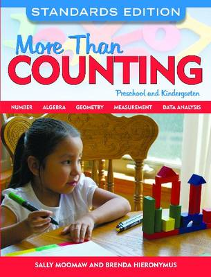 More Than Counting, Standards Edition by Sally Moomaw