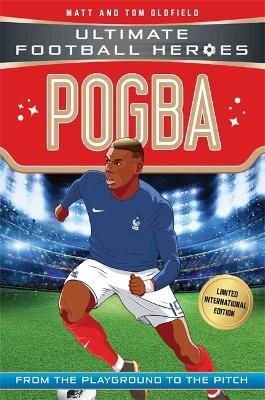 Pogba by Matt & Tom Oldfield