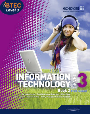 BTEC Level 3 National IT Student Book 2 BTEC Level 3 National IT Student Book 2 2 by Jenny Lawson