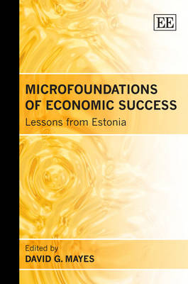 Microfoundations of Economic Success by David G. Mayes