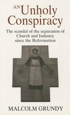 Unholy Conspiracy book