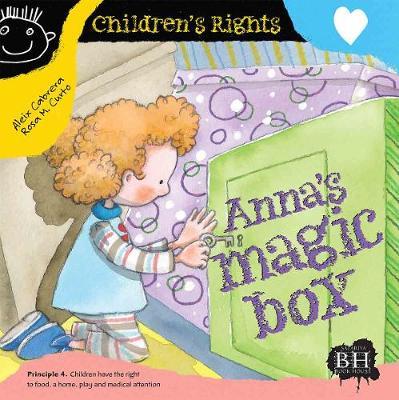 Anna's Magic Box by Aleix Cabrera