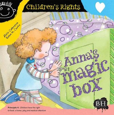 Anna's Magic Box by Aleix Cabrera