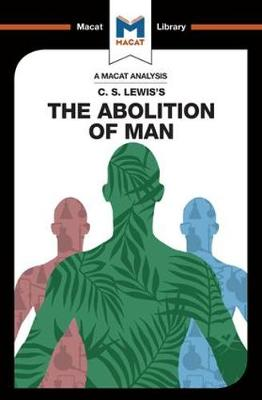 The Abolition of Man by Ruth Jackson