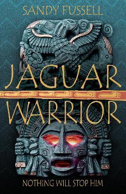 Jaguar Warrior by Sandy Fussell