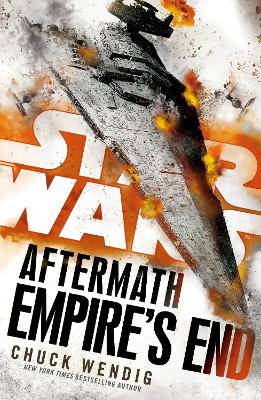 Star Wars: Aftermath: Empire's End book