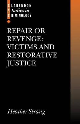Repair or Revenge book