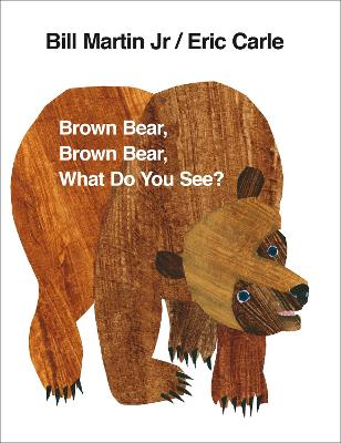 Brown Bear, Brown Bear, What Do You See? book