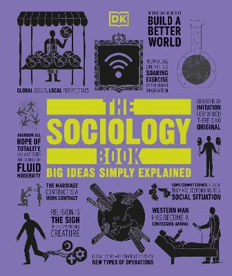 The Sociology Book by DK