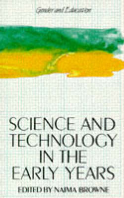 Science and Technology in the Early Years book