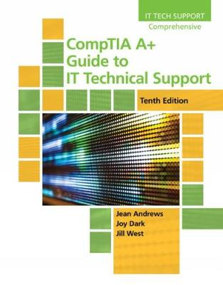 CompTIA A+ Guide to IT Technical Support book