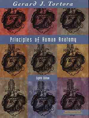 Principles of Human Anatomy: with Applications for Health Guide with Cross Reference Guide to A.D.A.M. Interact Anatomy Set by Gerard J. Tortora