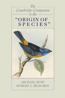 The Cambridge Companion to the 'Origin of Species' by Michael Ruse