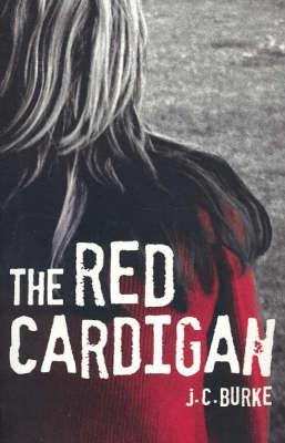 Red Cardigan by J.C. Burke