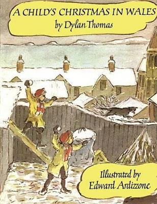 Child's Christmas in Wales PB book