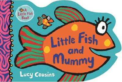 Little Fish and Mummy book