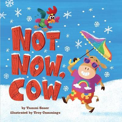 Not Now, Cow book
