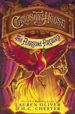 Curiosity House: The Fearsome Firebird (Book Three) book