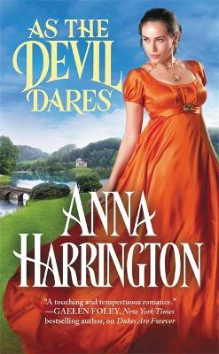 As the Devil Dares by Anna Harrington