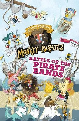 Battle of the Pirate Bands by Pauline Reeves