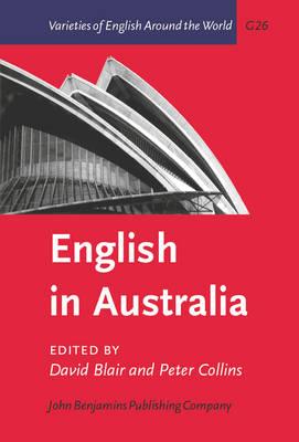 English in Australia by David Blair