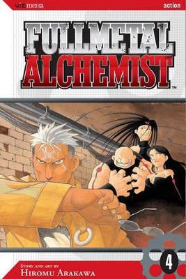 Fullmetal Alchemist, Vol. 4 by Hiromu Arakawa