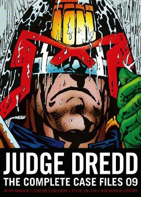 Judge Dredd: The Complete Case Files 09 by John Wagner