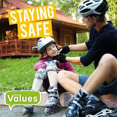 Staying Safe by Steffi Cavell-Clarke
