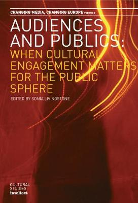 Audiences and Publics  v.2 by Sonia Livingstone
