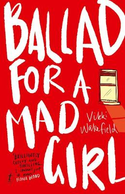 Ballad For A Mad Girl book