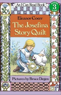 The Josefina Story Quilt by Eleanor Coerr