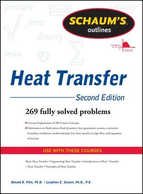 Schaum's Outline of Heat Transfer by Donald Pitts