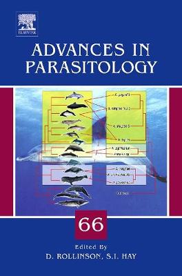 Advances in Parasitology book