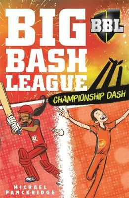 Big Bash League 6 by Michael Panckridge