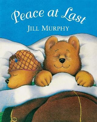 Peace at Last (Big Book) by Jill Murphy