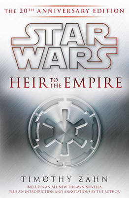 Heir to the Empire: Star Wars Legends book