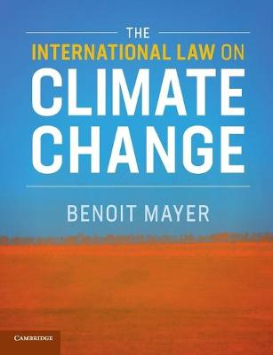 International Law on Climate Change book
